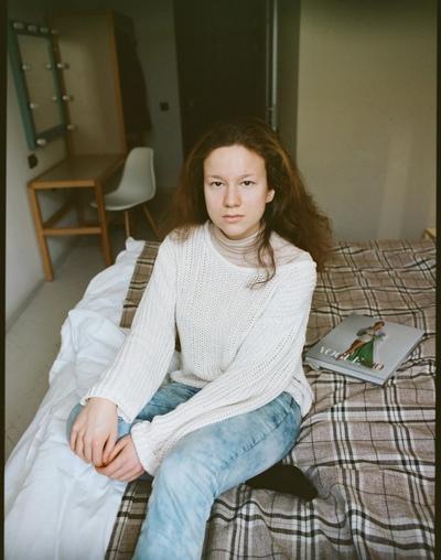 Елена Борисова, Москва