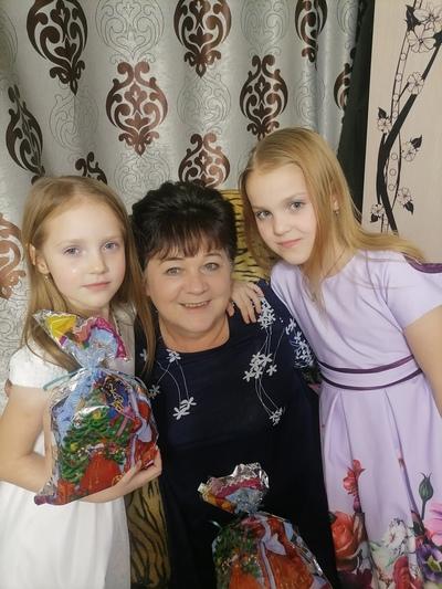 Ольга-Гоглева Малютина
