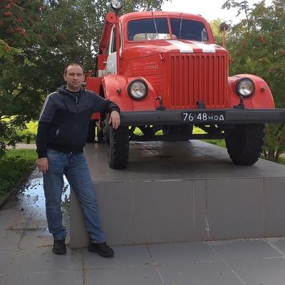 Сергей Михайлов, Волхов
