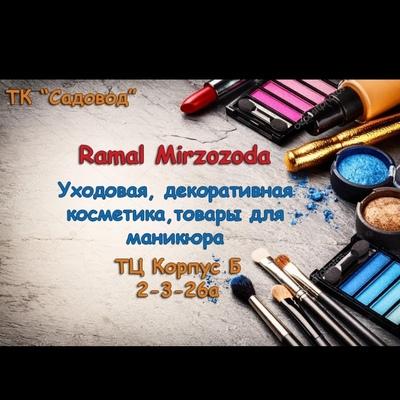 Ramal Mirzozoda, Moscow