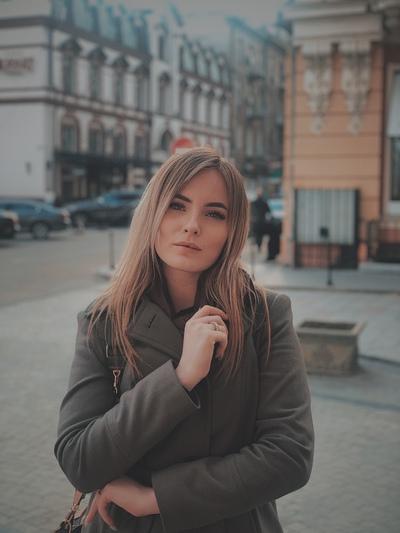 Елена Ягодкина, Москва