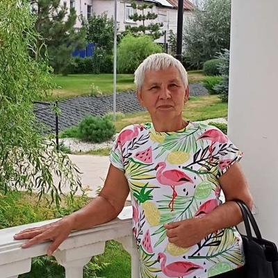 Людмила Агапова