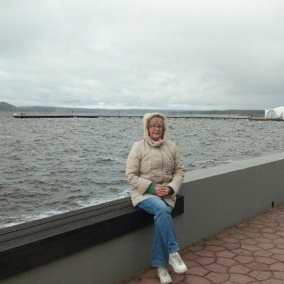 Ирина Комогорова, Пермь