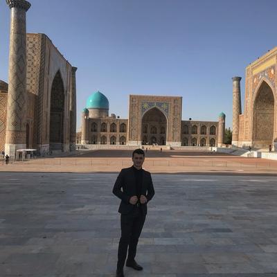 Fayoz Sadulloev, Samarkand