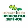 "Монтессори-сад, школа 6-12  ""ПРЕКРАСНОЕ ЗЕЛЁНОЕ»"