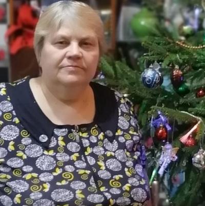 Людмила Мызина-Андреева, Медвежьегорск