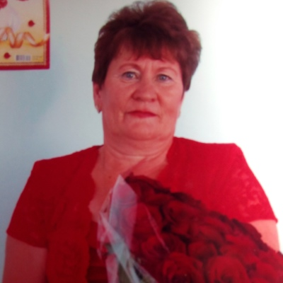 Валентина Мокшанова