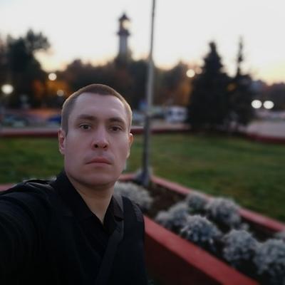 Андрей Богданов, Москва