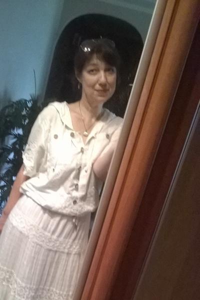 Татьяна Краснова, Луганск