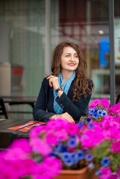 Нина Виноградова, Москва