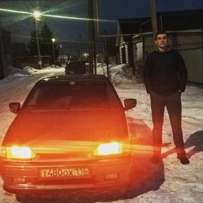 Ильнур Сабитов, Альметьевск