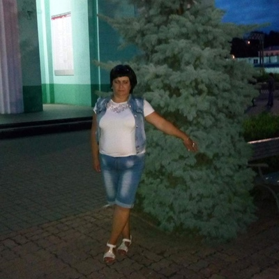 Оксана Горовенка