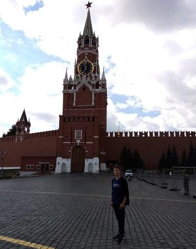 Даня Мамонов, Ялуторовск