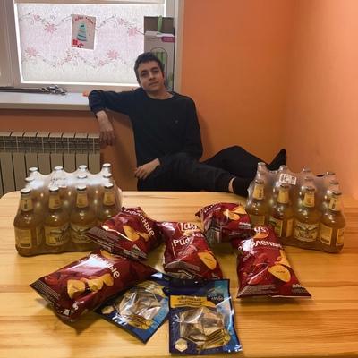 Ярик Раевский, Рязань