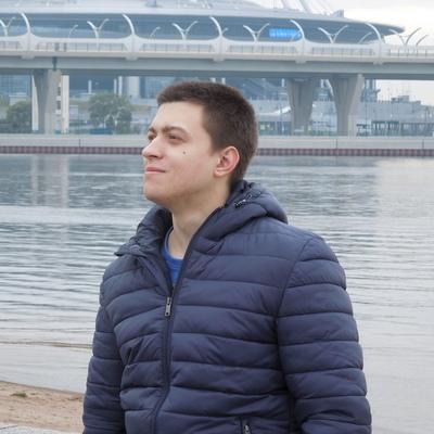 Александр Лордкипанидзе, Санкт-Петербург