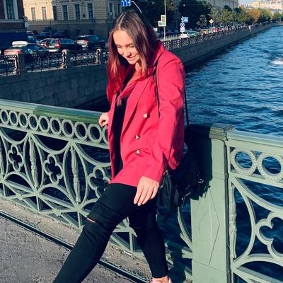 Настя Бровина, Санкт-Петербург
