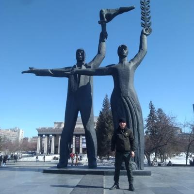 Eduard Rizvanov, Novosibirsk