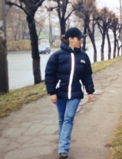 Светлана Зубова, Смоленск