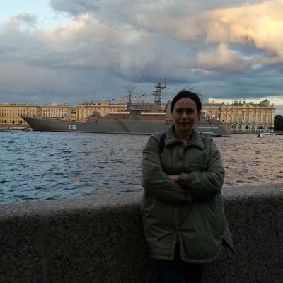 Наталья Горячева, Санкт-Петербург