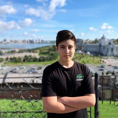 Алексей Исламов, Оренбург