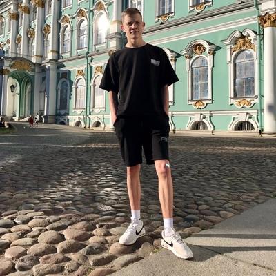 Данил Потапов, Санкт-Петербург