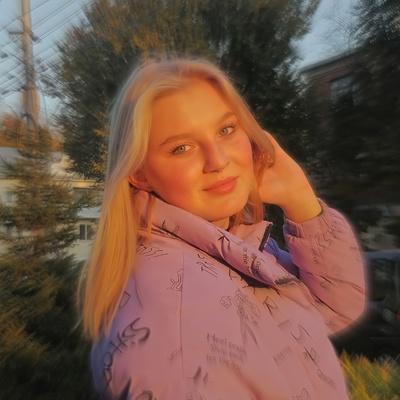 Дарья Шишликова
