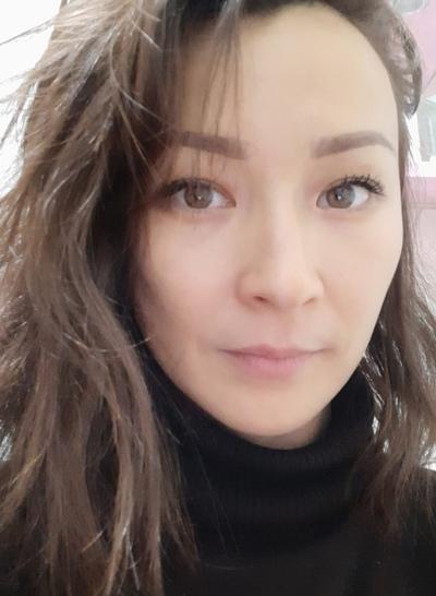 Ирина Кинзеева-Мандрунова, Москва