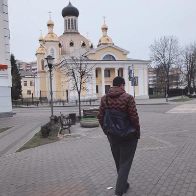 Дима Буба, Пинск