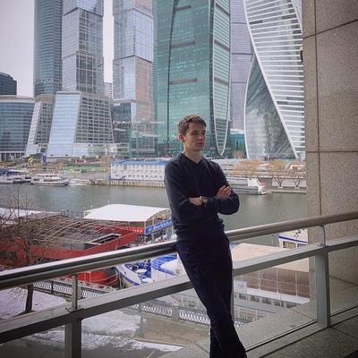 Влад Гагарин, Москва