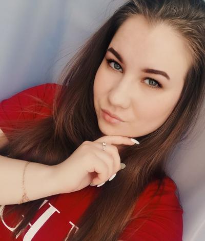 Katenka Stepanova, Cheboxary