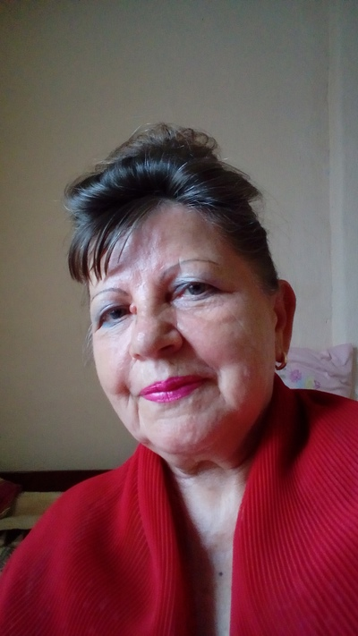 Валентина Зубкова, Бишкек