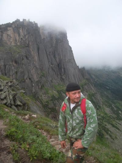 Андрей Адамович, Красноярск