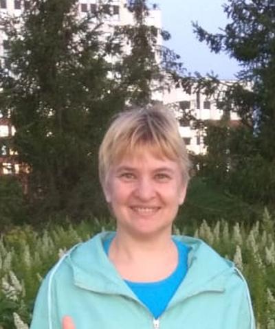 Татьяна Хозяинова, Екатеринбург