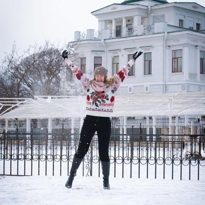 Валентина Каюкова, Евпатория