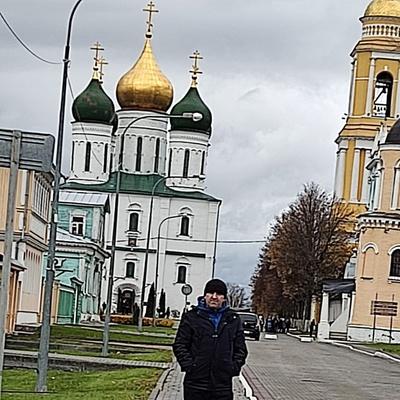 Сергей Исаченко, Москва