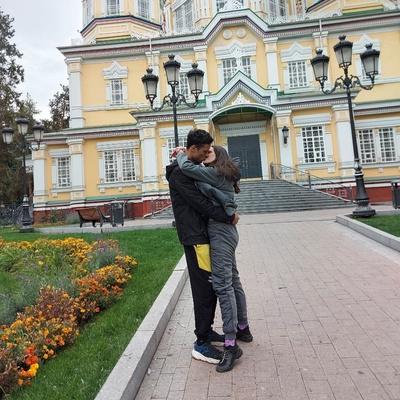Милана Терёхина, Алматы