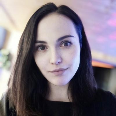 Алена Кривостопова