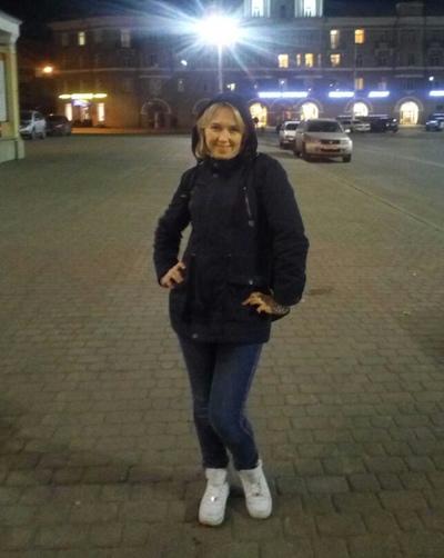 Ирина Колбанова, Санкт-Петербург