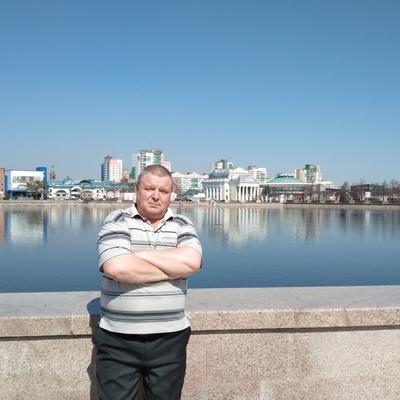 Сергей Кабаков, Курган