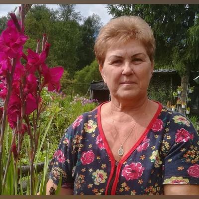 Нина Ламтева, Череповец
