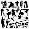 Работа в кино