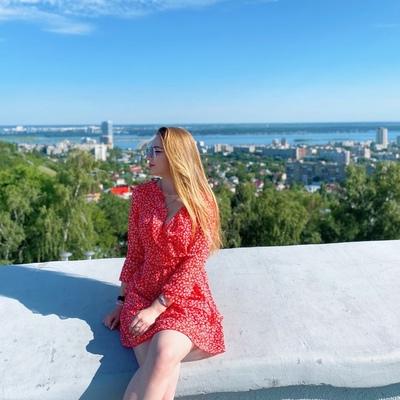 Ангелина Петрова, Саратов