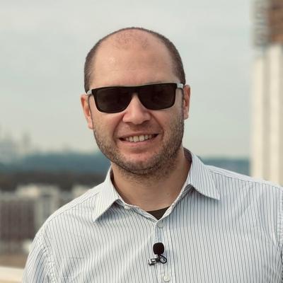 Павел Зорин, Москва