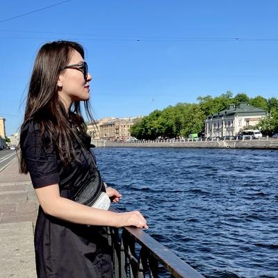Анастасия Смирнова, Санкт-Петербург