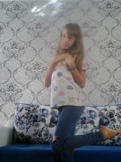 Лиза Анедченко, Мелитополь