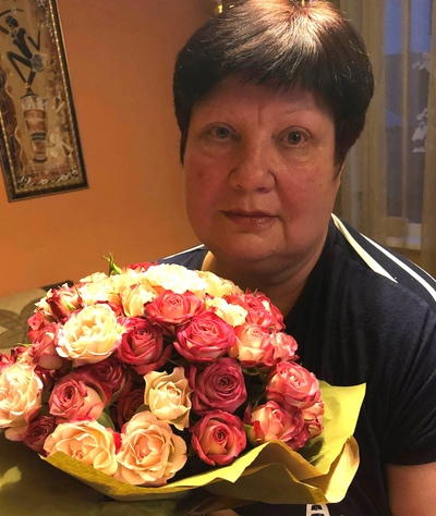 Анна Пожарова, Калининград