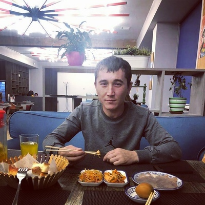 Rustam Khandamov, Шымкент