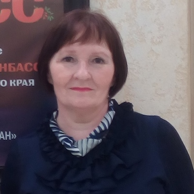 Валентина Гребенкина, Ижевск