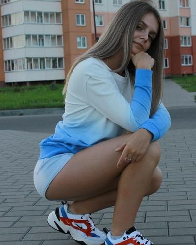 Ulyana Mikheeva, Saint Petersburg