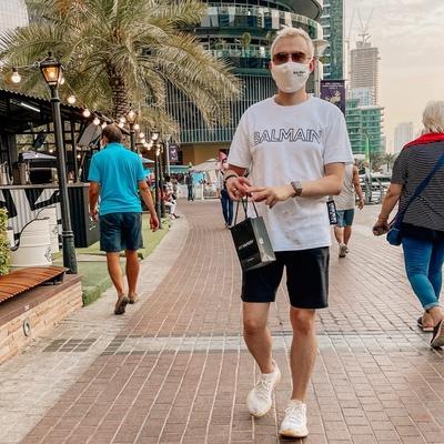 Святослав Гусев, Dubai